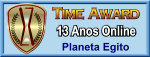 Time Award - 13 Anos Online